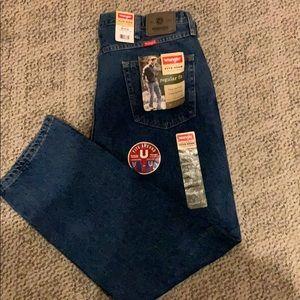 Men's NWT Wrangler Jeans 38x30